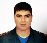 В Чечне определен лучший пожарный