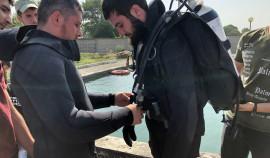 Чеченские спасатели научили волонтеров оказывать содействие экстренным службам при ЧС