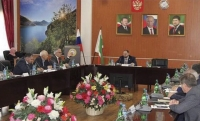 В Грозном обсудили вопросы торгово-экономического сотрудничества Чечни и Швейцарии