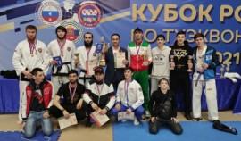 Чеченские спортсмены завоевали 8 медалей в Кубке России по тхэквондо