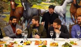 Грозный посетила съёмочная группа популярного турецкого сериала «Основание: Осман»