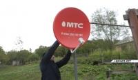 МТС и ЧГТРК «Грозный» продолжают акцию по раздаче бесплатных спутниковых антенн нуждающимся