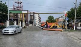 В Грозном в рамках дорожного нацпроекта начался ремонт улицы Мамакаева