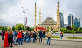 Чеченская Республика получила наибольшее количество положительных отзывов от туристов