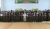 Школа хафизов в Урус-Мартане выпустила 90 хафизов