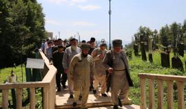 У святыни Хеди Зиярт прошли религиозные обряды в честь 70-летия Ахмата-Хаджи Кадырова