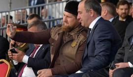 Рамзан Кадыров поздравил Рашида Темрезова с назначением на должность главы КЧР