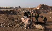 В Сирии ликвидированы пять боевиков в районе Эт-Танф