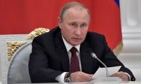 Владимир Путин назвал терактом взрыв в Петербурге