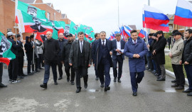 В Грозном состоялось открытие нового комплекса общежитий ЧГУ им. А-Х. Кадырова