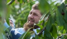 Рамзан Кадыров показал свое подсобное хозяйство