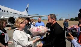 Ольга Любимова прибыла в Чеченскую Республику с рабочим визитом