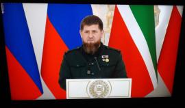 Рамзан Кадыров вступил в должность Главы ЧР на новый срок