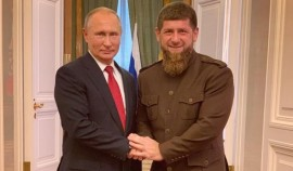 Рамзан Кадыров поздравил жителей страны с Днем России