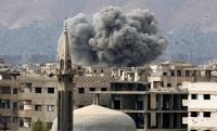 Террористы обстреляли больницу в пригороде Дамаска