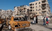 Боевики обстреливают мирных жителей в Дамаске