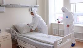 Голикова: Более 90% коек для пациентов с COVID-19 занято в шести регионах