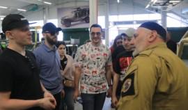 В Чеченскую Республику прибыли представители еврейской молодежной организации