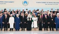 Муфтий Чечни принимает участие во II Саммите мировых религиозных лидеров в Баку