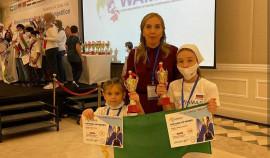 Дети из Чеченской Республики стали призерами Всемирной Олимпиады по ментальной арифметике