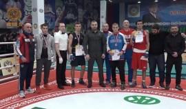 В Грозном завершились Всероссийские соревнования по боксу среди студентов