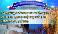 Прокуратура Чеченской Республики начала проверку по факту избиения ребенка