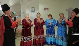В Наурском районе накануне отметили День русской культуры в ЧР