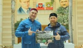 Рамзан Кадыров поздравил работников ПФР с праздником