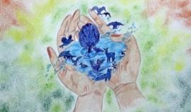 Cтартовал общероссийский конкурс детских рисунков «Разноцветные капли»