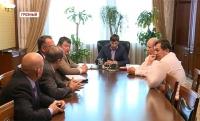 А. Эдельгериев провел совещание по вопросам развития сельхоза