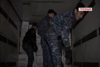 В Грозном выявлен склад со спиртосодержащей продукция