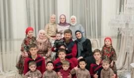 Рамзан Кадыров: «Время, проведённое в кругу своей семьи, бесценно»