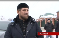 Очередная инспекция 12-го участка Кадыровым Р.А.
