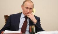 У Путина состоится международный телефонный разговор