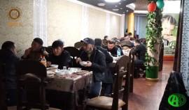 Фонд им. А.-Х. Кадырова организовал в Москве пункты питания для постящихся