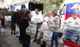 Более 3 млн человек в Сирии получили помощь от РОФ им. А-Х. Кадырова за 17 лет