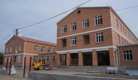 В селе Брагуны строят школу на 360 мест по подпрограмме «Сейсмике»