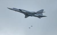 Российские бомбардировщики нанесли очередной авиаудар по позициям ИГИЛ