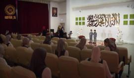 В Центре образования им. А.-Х. Кадырова состоялся вечер нашидов
