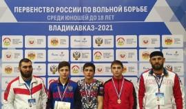 Борцы клуба «Ахмат» завоевали золото и серебро в Первенстве России