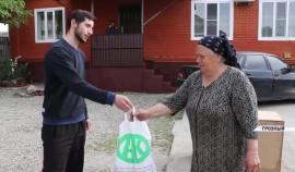 С начала Рамадана продукты питания от Фонда им. А.-Х. Кадырова получили более 154 тысяч семей ЧР