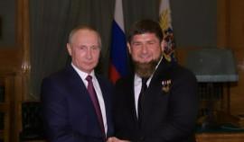 Рамзан Кадыров поздравил с Днём рождения Владимира Путина