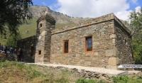 В Галанчожском районе после восстановления открылась мечеть