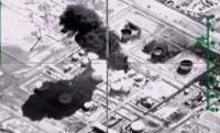 Российская авиация нанесла авиаудар по нефтеперерабатывающему заводу ИГИЛ