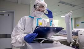 В России за сутки коронавирус обнаружили еще у 8,4 тыс. человек