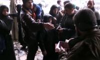 Боевики в Восточной Гуте не выпускают мирных жителей из зоны боевых действий