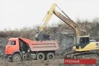В Черноречье провели работы по вывозу ила