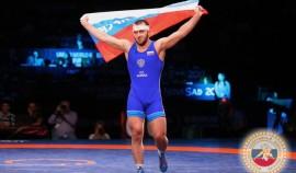 Чеченский спортсмен завоевал титул чемпиона Европы по греко-римской борьбе