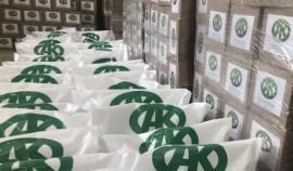 Фонд Ахмата-Хаджи Кадырова с начала пандемии раздал 2 252 621 продуктовых наборов