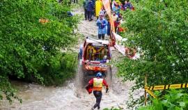 Экипаж из ЧР победил в гонках внедорожников Russia Caucasus-2021